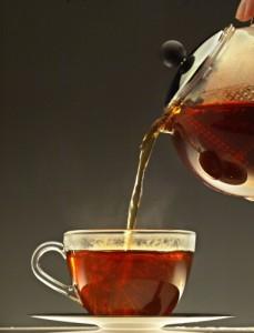 Холодный чай с ромом