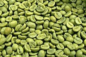 зелёные кофе бобы