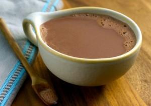 какао в чашке