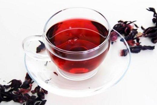 Чай каркаде повысить давление