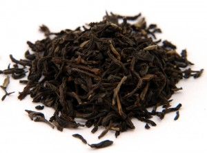 чёрный чай россыпью