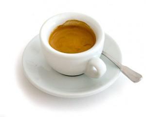 Кофе эспрессо в демитассе
