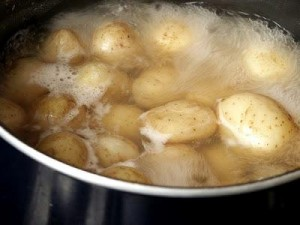 "картошка в ""мундирах"""