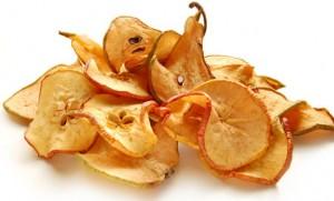 сушёные яблоки и груши