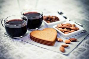 грог и печенье