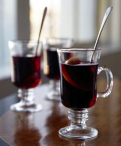 напиток с малиной