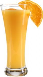 стакан с соком