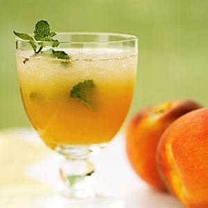 персиковый коктейль