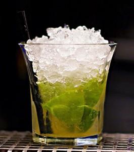 коктейль со льдом