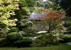 тясицу - японский чайный домик