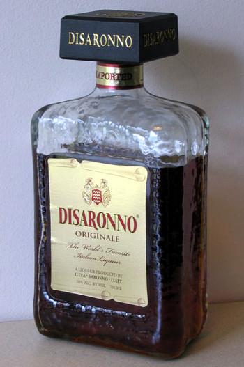 рецепт коктейлей с диссароно