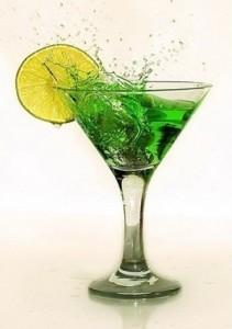 коктейль с мятным ликёром