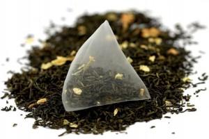 треугольный чайный пакетик
