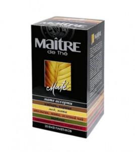 """чай """"Maitre"""""""