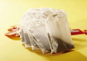 обычные пакетики чая