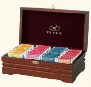 дорогой пакетированный чай