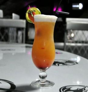 коктейль с кленовым сиропом