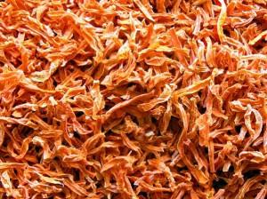 сушёная тёртая морковь