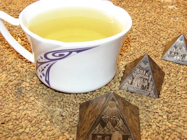 Чай жёлтый хельба