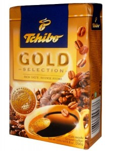 "кофе ""Tchibo Gold Selection"""