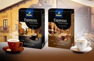 """кофе """"Tchibo Espresso"""""""