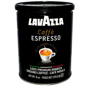 """банка """"Lavazza Espresso"""""""