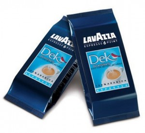 """Lavazza Espresso Point Dek"""