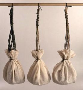 мешочки с чаем
