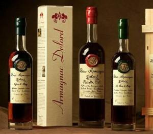 бутылки арманьяка