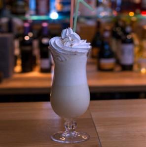 белый коктейль