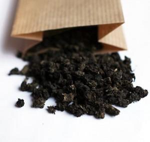 чай из бумажного пакета