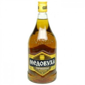 бутылка медовухи
