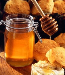 мёд и хлеб