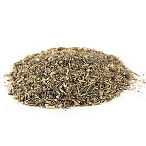 сушёная трава