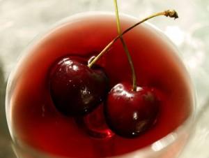 вино вишнёвое