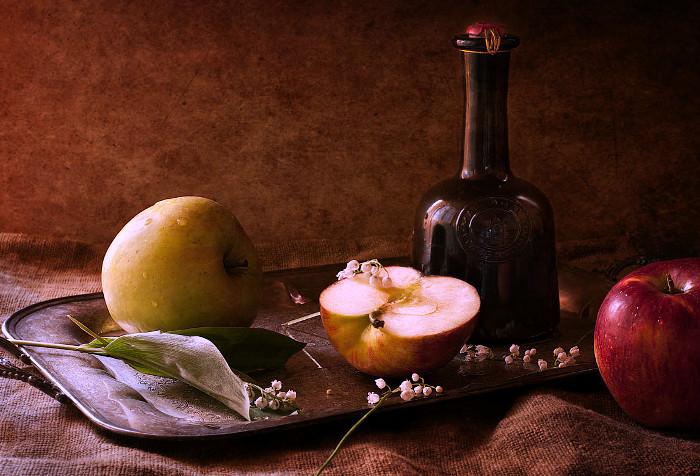 Из Как приготовить яблоки вино Jeff