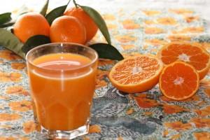 мандариновый сок