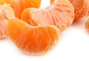 дольки мандаринов