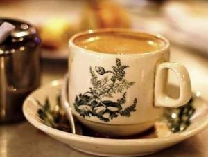 молочно-яичный чай