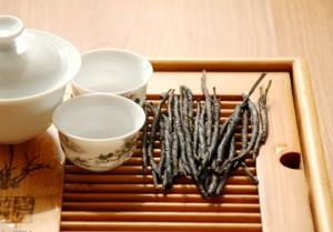 чайная композиция с кудином
