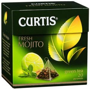 """чай """"CURTIS"""" - """"Fresh Mojito"""""""