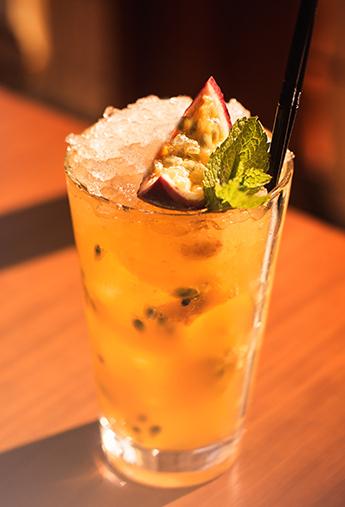 рецепт приготовления алкогольного коктейля с минт