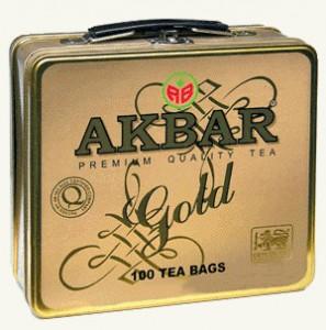 """подарочный вариант чая """"Акбар"""""""