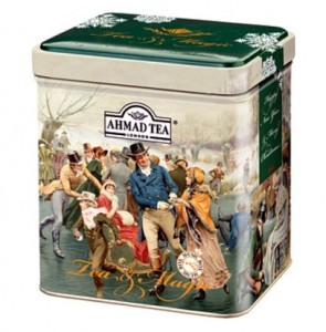 чай в жестяной банке