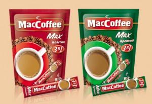 растворимый кофе 3в1
