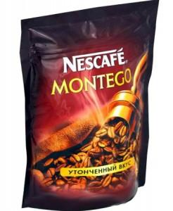 "пакет ""NESCAFE MONTEGO"""