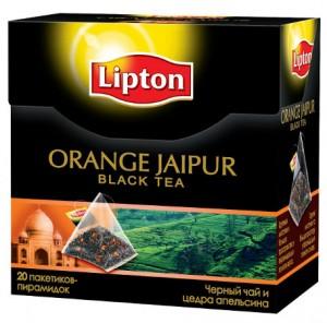 """чёрный чай """"Orange Jaipur"""""""