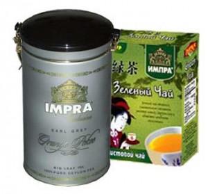 """чай """"Импра"""""""