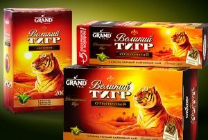 """чай """"Великий Тигр"""""""