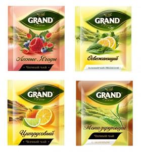 """чай """"GRAND"""""""